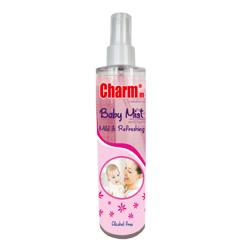 Charmm Baby Mist Pink - 250ML