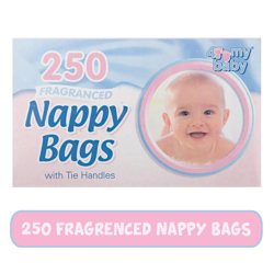 For My Baby Nappy Sacks - 50s