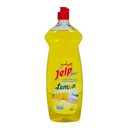 Jelp Clean Dishwashing Liquid Lemon - 1L - PET