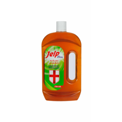 Jelp Clean Antiseptic Disinfectant - 750ml