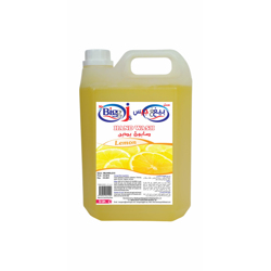 Mr. Bigg J''''s Hand wash Lemon - 5L