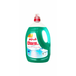 Charmm Laundry Liquid -Blue - 3L