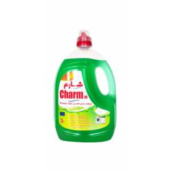 Charmm Laundry Liquid -Green - 3L