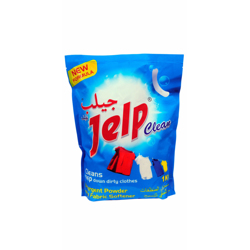 Jelp Clean Detergent Powder Bag - 1Kg