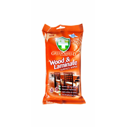 Green Shield Wood & Laminate Wipes - 50S