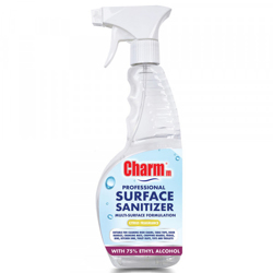 Charmm Professional Surface Sanitizer - 650ml