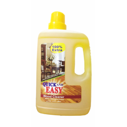 Quick and Easy Wood Cleaner - 1.5L