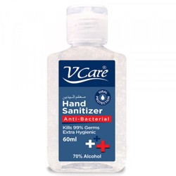 V Care Hand Sanitizer Gel 60ml - 70% Alcohol - 60 ml preview