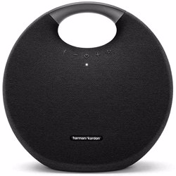 Harman Kardon Portable Bluetooth Speaker Onyx Studio6 - Black