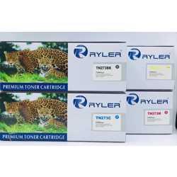 Ryler Compatible Premium Toner Cartridge (TN273Y) Yellow