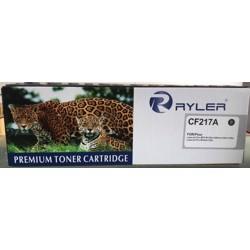 Ryler Compatible Premium Toner Cartridge (CF217A) Black