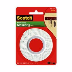 "3M Scotch Mounting Tape 114 - 1""x50"
