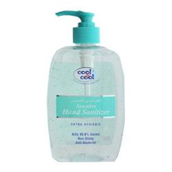 Cool & Cool Sensitive Hand Sanitizer Gel - 500ml