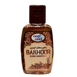 Cool & Cool Hand Sanitizer Bakhoor - 60ml