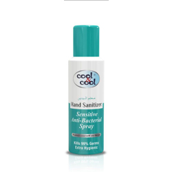 Cool & Cool Hand Sanitizer Sensitive Spray - 60ml