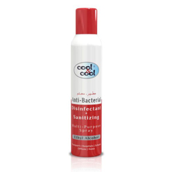 Cool & Cool Multi Purpose Disinfectant Spray - 300ml