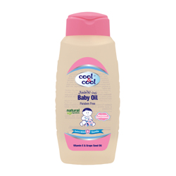 Cool & Cool Baby Oil - 100ml