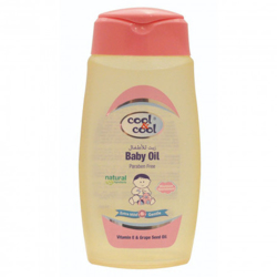 Cool & Cool Baby Oil - 250ml