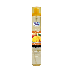 Cool & Cool Body Splash - 160ml - Mango Temptation