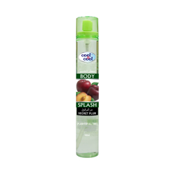 Cool & Cool Body Splash - 160ml - Secret Plum