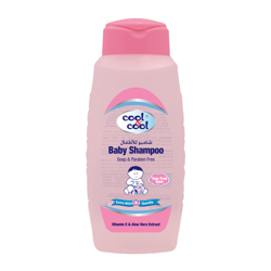 Cool & Cool Baby Shampoo - 60ml