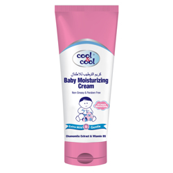 Cool & Cool Baby Moisturizing Cream - 200ml