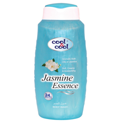 Cool & Cool Body Wash - 250ml - Jasmine Essence