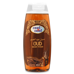 Cool & Cool Oud Body Wash - 200ml