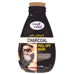 Cool & Cool Charcoal Peel Off Mask