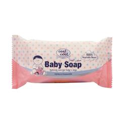 Cool & Cool Baby Soap (Aloe Vera + Chamomile)