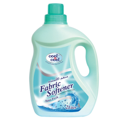 Cool & Cool Fabric Softner - 2L (Aqua Fresh)