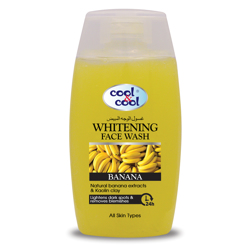 Cool & Cool - Whitening Face Wash Banana - 100ml preview
