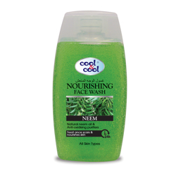 Cool & Cool - Nourishing Face Wash Neem - 100ml preview