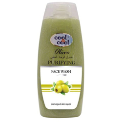 Cool & Cool - Purifying Face Wash Olive - 200ml