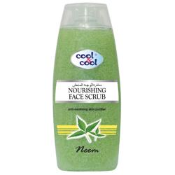 Cool & Cool - Nourishing Face Scrub Neem - 200ml