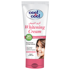 Cool & Cool - Whitening Facial Cream For Women - 50ml