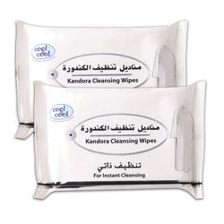 Cool & Cool Kandora Cleansing Wipes