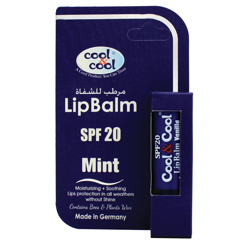 Cool & Cool Lip Balm - Mint