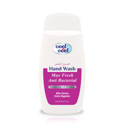 Cool & Cool Max Fresh Anti-Bacterial Hand Wash - 250ml