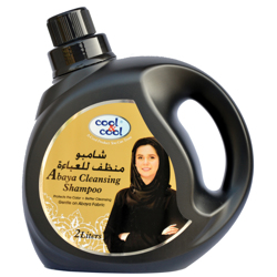 Cool&Cool Abaya Cleansing Shampoo, 2 Litre