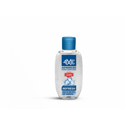 4ME Hand Sanitizer - 60ml (Refresh)