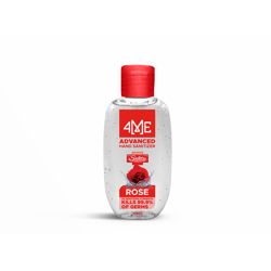 4ME Hand Sanitizer - 100ml (Rose)