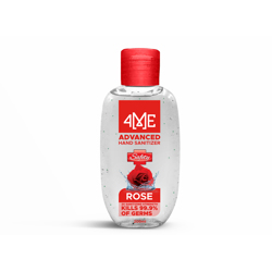 4ME Hand Sanitizer - 200ml (Rose)