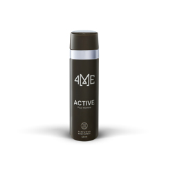 4ME Perfumed Body Spray For Men - 120ml (Active)