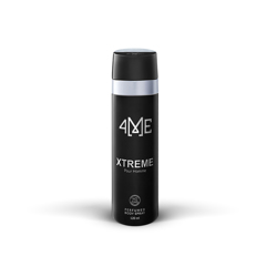4ME Perfumed Body Spray For Men - 120ml (Xtreme)