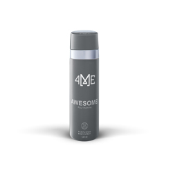 4ME Perfumed Body Spray For Men - 120ml (Refresh)