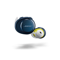 Bose SoundSport Free Wireless In-Earbuds - Navy Citron