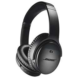 Bose QC35 II Wireless Headphone with Google Assistant - Black