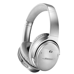 Bose QC35 II Wireless Headphone with Google Assistant - Silver