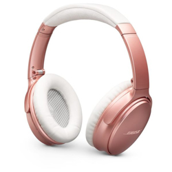 Bose QC35 II Wireless Headphone with Google Assistant - Rose Gold